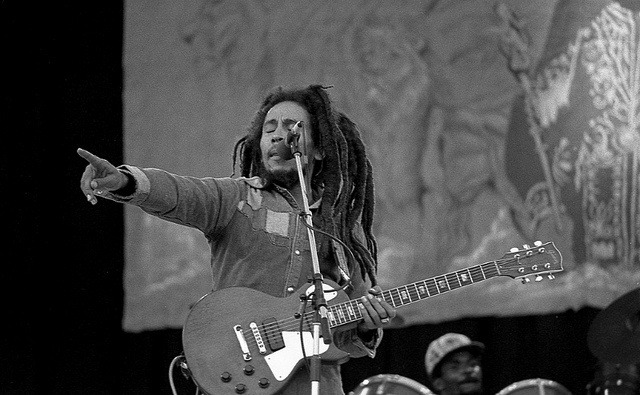Redemption Song – Bob Marley | The IOM Process