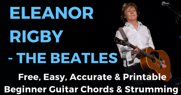 The Beatles Eleanor Rigby Chords | The IOM Process